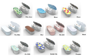 Nykia Designs Koribox Clever Toiletpaper Storage Bathroom Storage