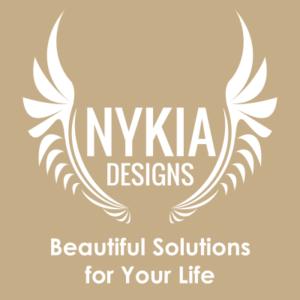 Nykia Designs - Bathroom Toilet Paper Storage Solutions