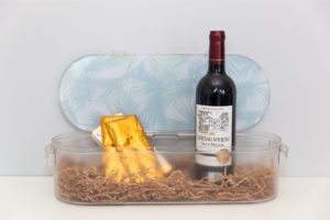 Nykia Designs - Koribox for Kitchen Storage or Reusable Gift Packaging