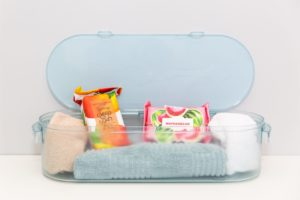 Nykia Designs - Koribox for Bathroom Storage or Reusable Gift Packaging