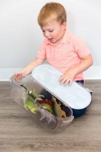 Nykia Designs - Koribox for Lego and Toy Storage