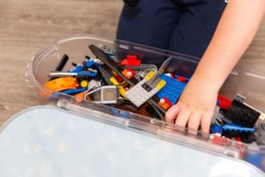 Nykia Designs - Koribox for Lego and Toy Storage