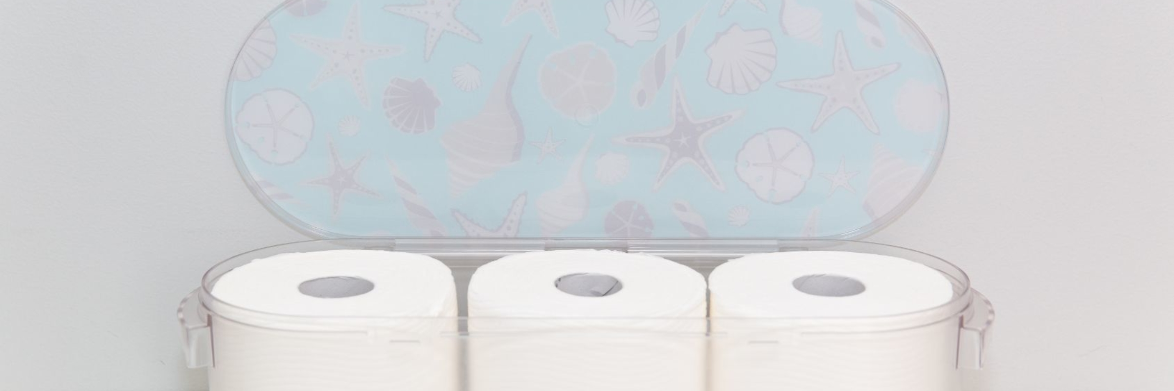 Nykia Designs - Koribox for Toilet Paper Storage
