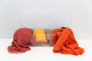 Nykia Designs - Koribox for Accessories and Scarf Storage
