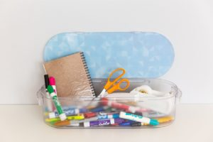 Nykia Designs - Koribox for Office and School Supply Storage